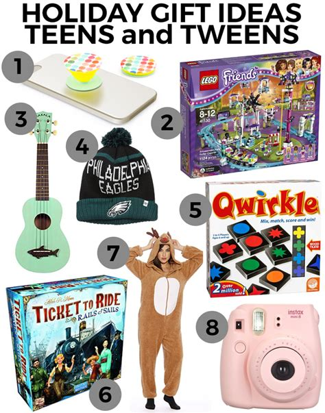 holiday gift ideas for tweens teens under 100