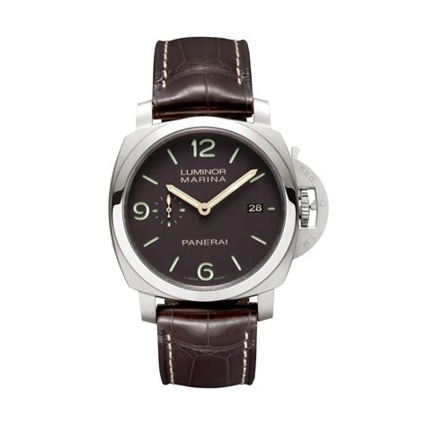 panerai luminor 1950 marina 3 days automatic titanio 44mm
