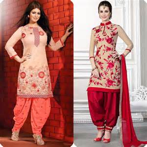 stylish patiala shalwar kameez suits designs stylo planet