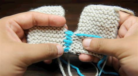 grafting in knitting how to knit grafting garter stitch new stitch a day