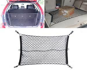 Suv Cargo Liner Storage Car Rear Cargo Trunk Storage Net For Suv