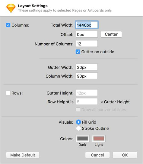 changing margins columns and gutter widths in an indesign customizing gutter and column sizes of bootstrap less