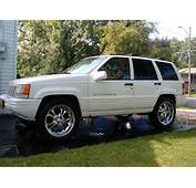 Picture Of 1996 Jeep Grand Cherokee Limited 4WD Exterior