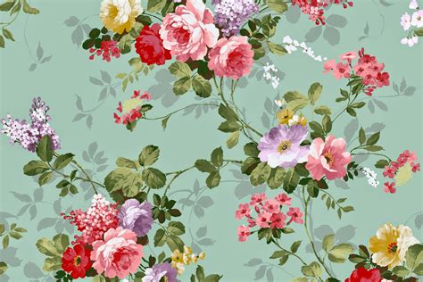 Wallpaper Floral | doodlecraft vintage floral wallpaper freebies