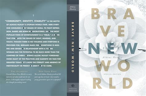 brave new world book cover uni project by james delaney flickr photo sharing brave new world book cover on behance