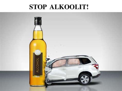Stop L Cb 1 alkooli