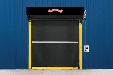 High Speed Overhead Doors High Speed Rubber Commercial Overhead Doors In Dc Md Va