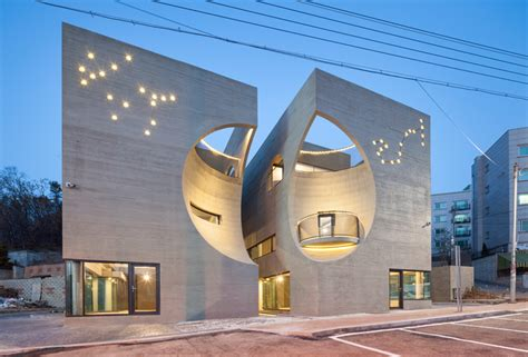 coffee shop design and build two moon by moon hoon contemporist