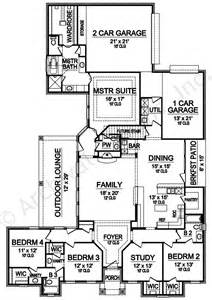ranch style floor plans 3000 sq ft 3000 sq foot ranch house plans