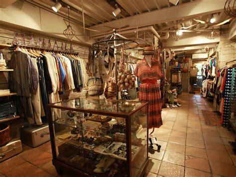 vintage stores  tokyo time  tokyo