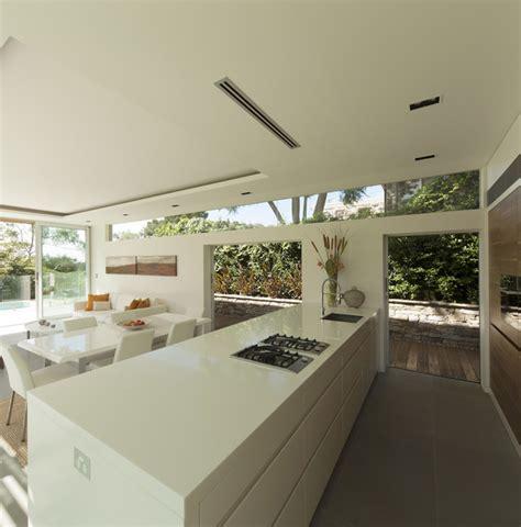 modern kitchens sydney castlecrag house sydney australia modern kitchen