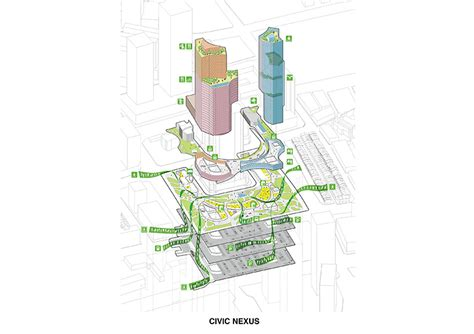 buro ole scheeren singapore b 252 ro ole scheeren completes duo towers in singapore