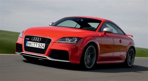 audi tt rs coupe  review car magazine