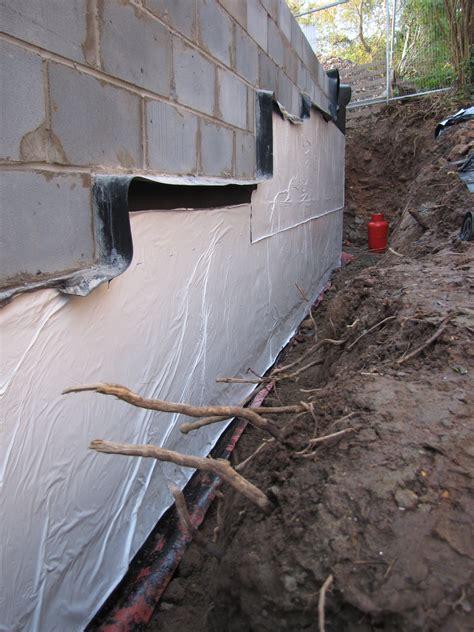 week 12 tanking and below ground insulation my fourwalls