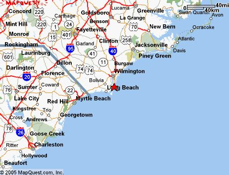 and south carolina beaches map map of south carolina beaches coastal south carolina