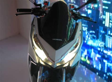 Cover Belakang Roda Depan Vario 125 150 Led Original modifikasi honda vario 150 asp ala racing beritamoto