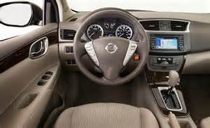Nissan Sentra Interior Car And Driver