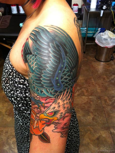 eagle cover up tattoo designs eagle tattoos designs pictures page 17