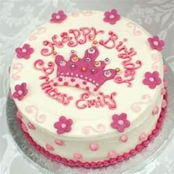 princess cake girls birthday cake buttercream cake edinburgh glasgow