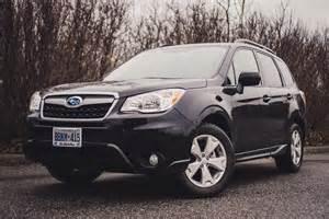 Subaru Forester 2016 Review 2016 Subaru Forester 2 5i Touring Canadian Auto