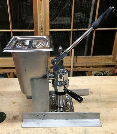 Diy Open Boiler Manual Lever