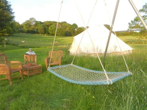 garden hammock swing 1000 ideas about hammock swing on bedroom