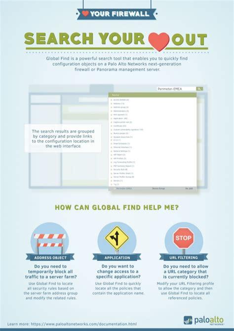 Global Finder Palo Alto Networks Global Find