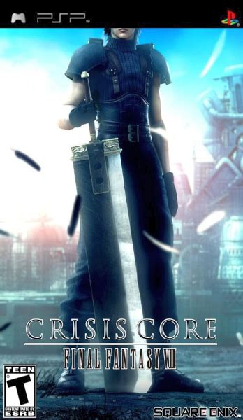 emuparadise final fantasy crisis core final fantasy vii 3 73 usa iso
