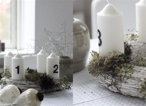 Adventskranz 2015 Modern by Modernen Adventskranz Selber Machen 43 Inspirationen