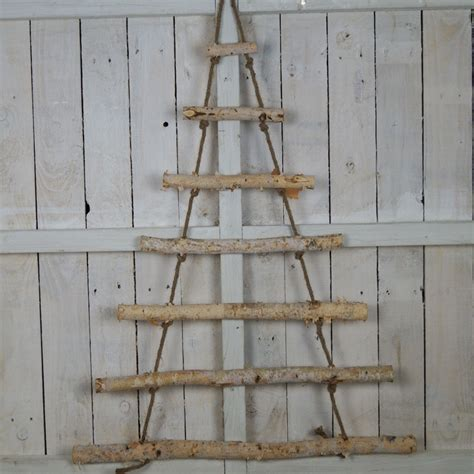 using a birch branch tree for a christmas tree birch branch tree satchville gift co rustic