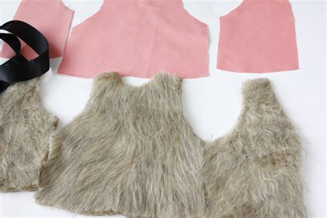 printable baby vest pattern baby faux fur vest pattern tutorial see kate sew