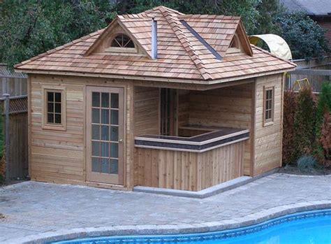 pool house with bar backyard bar shed quotes