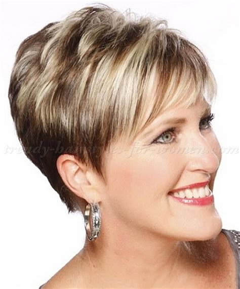 short hairstyles for women over 65 short hair styles women over 50