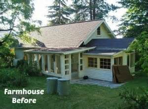 before after a modern cottage before after hooked on houses