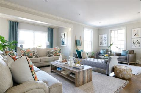 Great Room Seating Ideas