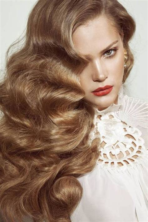 Wave Hairstyle by Finger Wave Hairstyles Hair