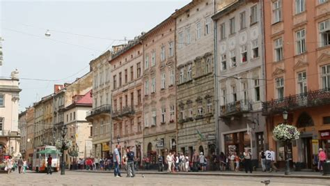 what is the square footage of the white house ukraine lviv april 5 2015 white tram and people on the market square is a