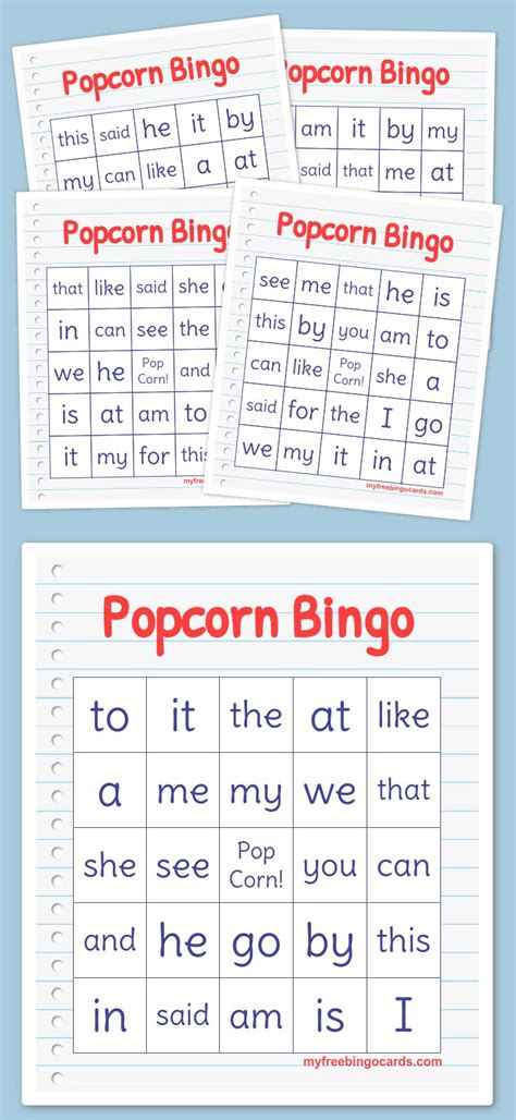 make your own bingo cards with words 17 best images about teaching on activities