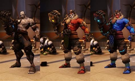 All Skin Mobile Legend 600 749 doomfist skins voice lines and more added to ptr gaming ape