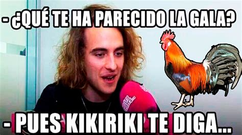 De Memes - los mejores memes de manel navarro gallo eurovisi 243 n 2017