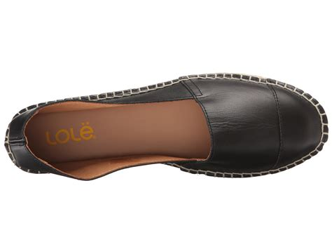zappos sandals for lole flat sandals leather mona black zappos free
