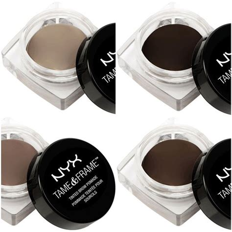 Nyx And Frame nyx professional makeup and frame brow pomade in