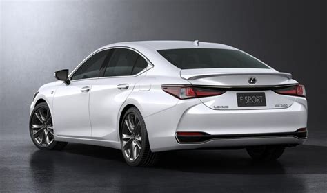 2020 Lexus Es by 2020 Lexus Es 350 F Sport Price Interior Specs Engine