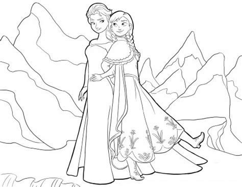 frozen coloring pages elsa castle disney frozen coloring pages to