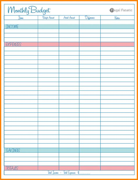 budget template to pay debt 8 monthly bills spreadsheet monthly bills template