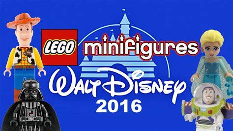 Minifigure The Disney Series lego disney minifigures series coming in 2016