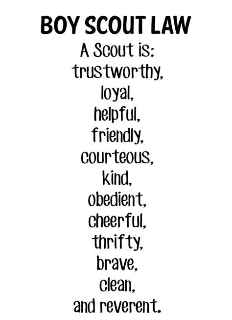what is the boy scout s name in the film up strong armor cub scouts scout oath and law helps and