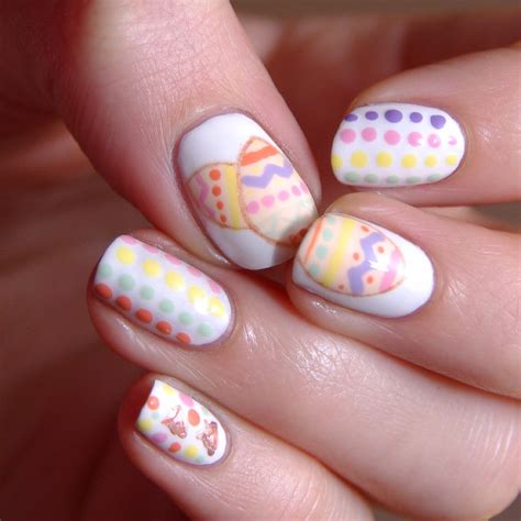 easter nail designs easy easter nail art designs 2015 inspiring nail art