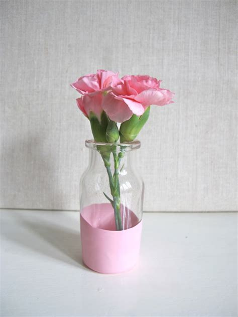 Diy Flower Vases by Craftionary