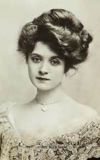 hair up 1900 british paintings billie burke edwardian